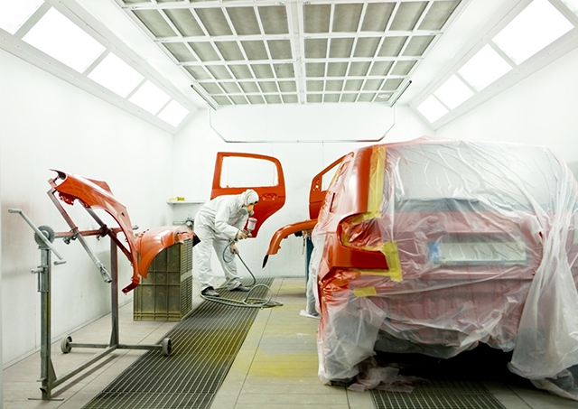 Dallas Auto Paint Offers The Best Auto Body Repair Services