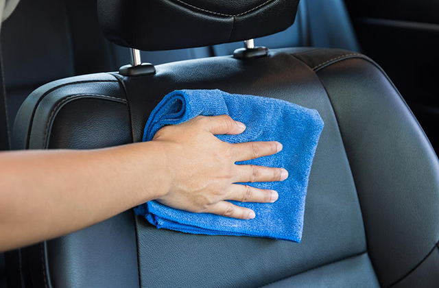 Leather Car Upholstery Care: Myths and Facts